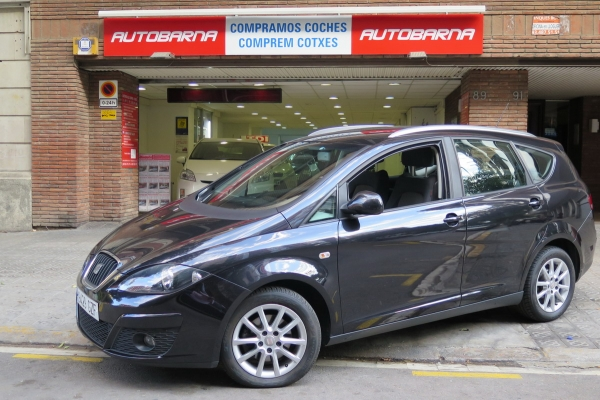 SEAT ALTEA XL 1.6 TDI 105 CV ECOMOTIVE REFERENCE